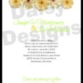 Mellow Yellow invite