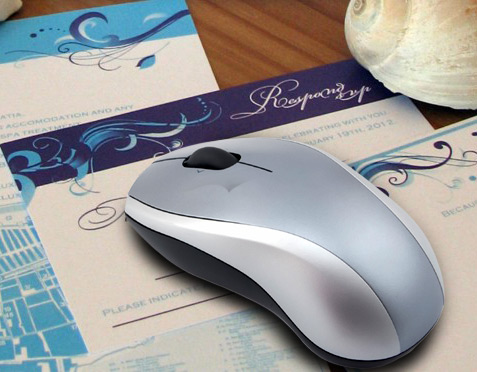 Online Consultations - image of computer mouse