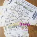 Concert Tickets / RSVPs