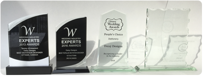 Awards for Daisy Designs