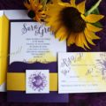 Citrine Sunflower Suite with Pocket