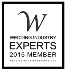 Wedding Industry Experts 2015 Member - awards