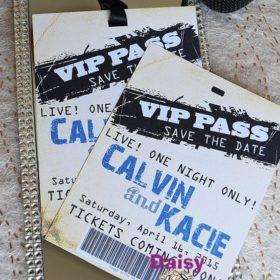 VIP Backstage Pass
